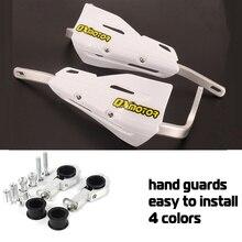 Motorcycle Handguards Hand Guards Protectors Motorbike Motocross Universal 22mm 28mm Bar Guard Handlebar Protective