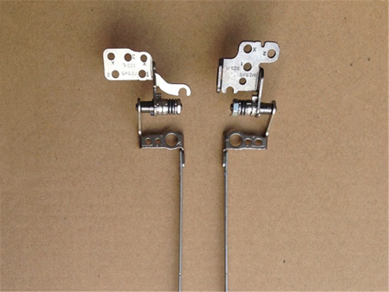 Chinatera Pair of Laptop Notebook LED LCD Hinges L&R Hinges Parts for Acer Aspire E1-521 E1-531 E1-571
