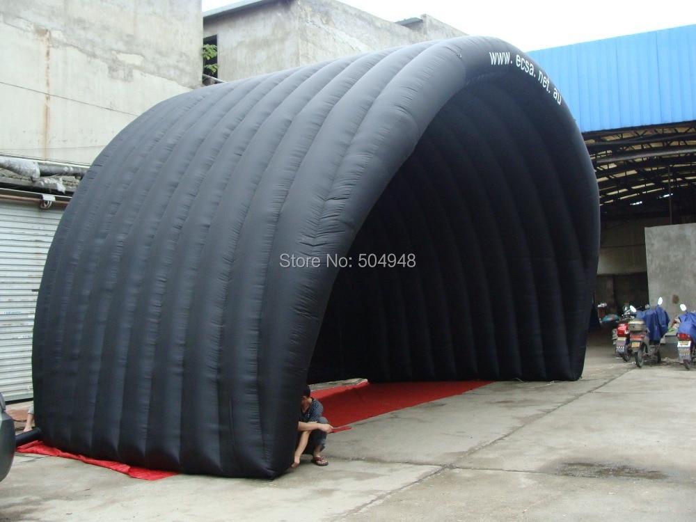 Tienda de escenario inflable al aire libre
