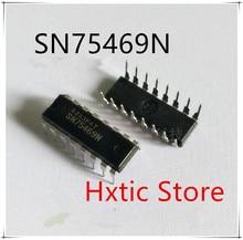 NEW 10PCS/LOT SN75469N SN75469 SN75469P DIP-16 IC