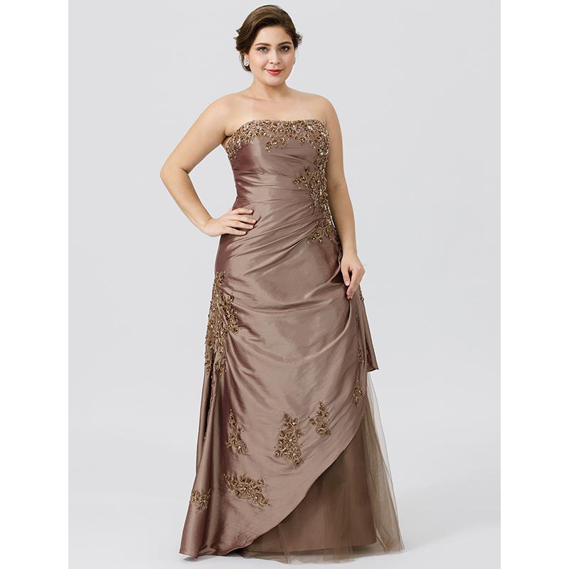 3076b9a97 LAN TING BRIDE Sheath Column Wedding Dress V-neck Asymmetrical Chiffon  Bridal Gown with Beading AppliquesUSD 143.99-172.78/piece