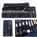 Profesional 32 unids negro Pincels pinceles de maquillaje Maquiagem / cosméticos del cepillo del sistema / Make Up Kit / belleza cuidado de la cara herramienta / Escova en venta
