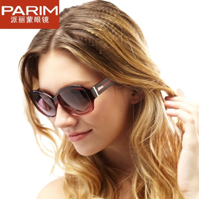 The left bank of glasses parim polarized sunglasses female sunglasses fashion women's glasses 9209