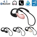 Free shipping New Wireless Bluetooth Headset Sport Stereo Headphone Earphone with Microphone NFC CSR 4.1 IPX 4 Sweat-proof