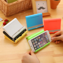 Universal Mobile Phone Holder For iPhone iPad Xiaomi Flexible Desk Phone Stand Universal D
