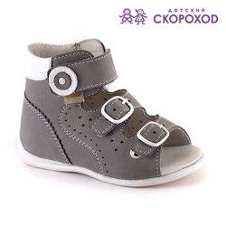 Sandalen Schuhe kinder Kindergarten baby Der erste schritt schuhe Die kleinste baby Kinder schuhe prophy Echtem leder Nubuk
