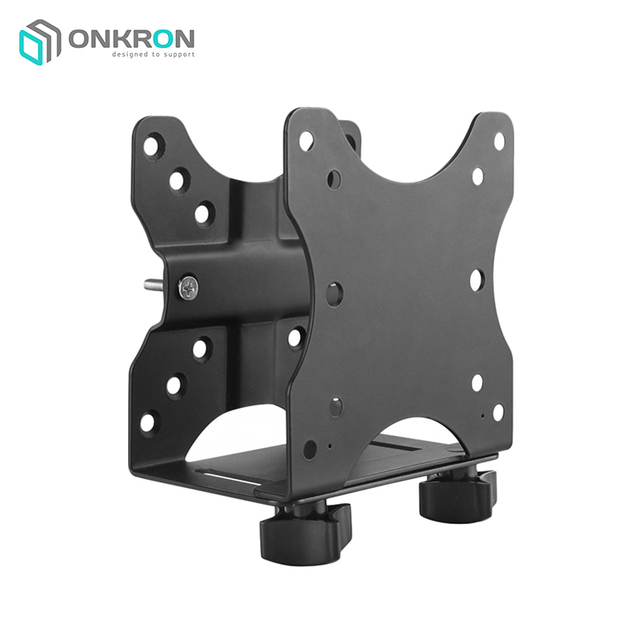 Универсальный кронштейн для mini PC/Mac mini ONKRON A3N черный