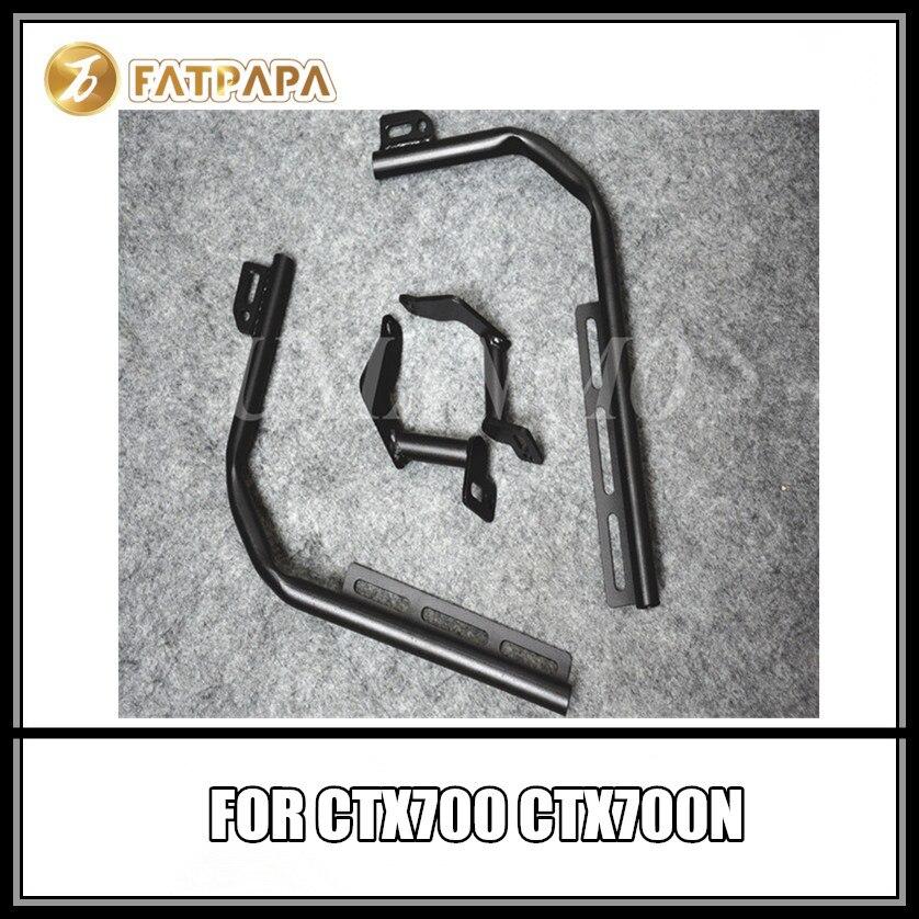 Motorcycle accessories FOR Honda CTX700 CTX700N rear tail box bracket 2014-2016 кофры komine