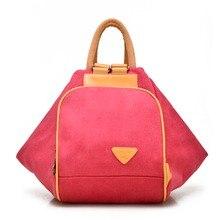 НОВАЯ Мода холст креста тела сумки женщины повседневная сумка Мули функциональные рюкзак 6001