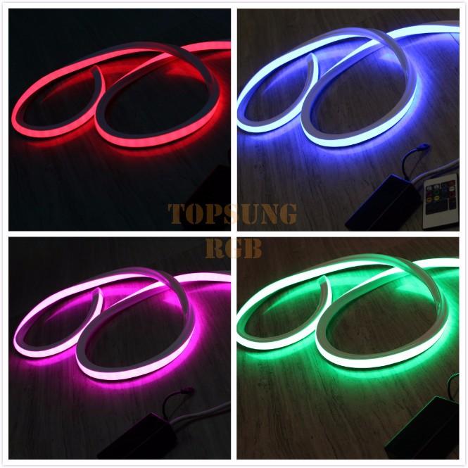 RGB Square LED neon Flex (5)