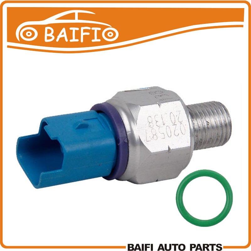 Brand New Echt Stuurbekrachtiging Pressure Sensor Switch Met O-ring 401509 9677899580 Voor Citroen C4 Berlingo Peugeot 206 307