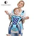 Дизайнер кенгуру слинг Hipseat Canguru детские обернуть рюкзак дышащий младенческая 360 четыре положения малыша HK904