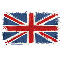 Fashion PVC Patch Clothes Large British flag Thermal Transfer Printing T shirt Women iron on patches for clothing Girl Stickers fashion patch diy clothes super cat 3d stickers thermal transfer printing iron on patches for clothing t shirt free shipping
