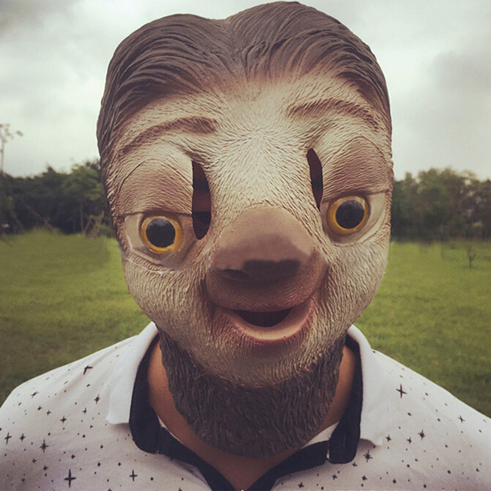 Party Masks Picture - More Detailed Picture about Full Face Donald ...