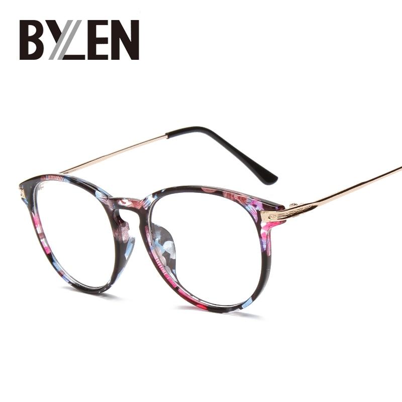 BALANCE Reading glasses Retro Unisex Metal points womens eye glasses frame Brand optical UV Protection vintage female eyeglasses