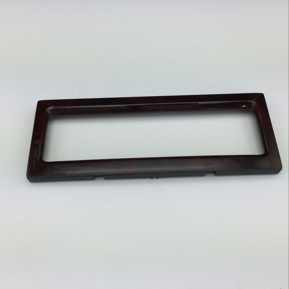 for VW Passat B5 Cherry Wood Air Conditioning Frame Air-conditioner Panel 1J0 907 047 N