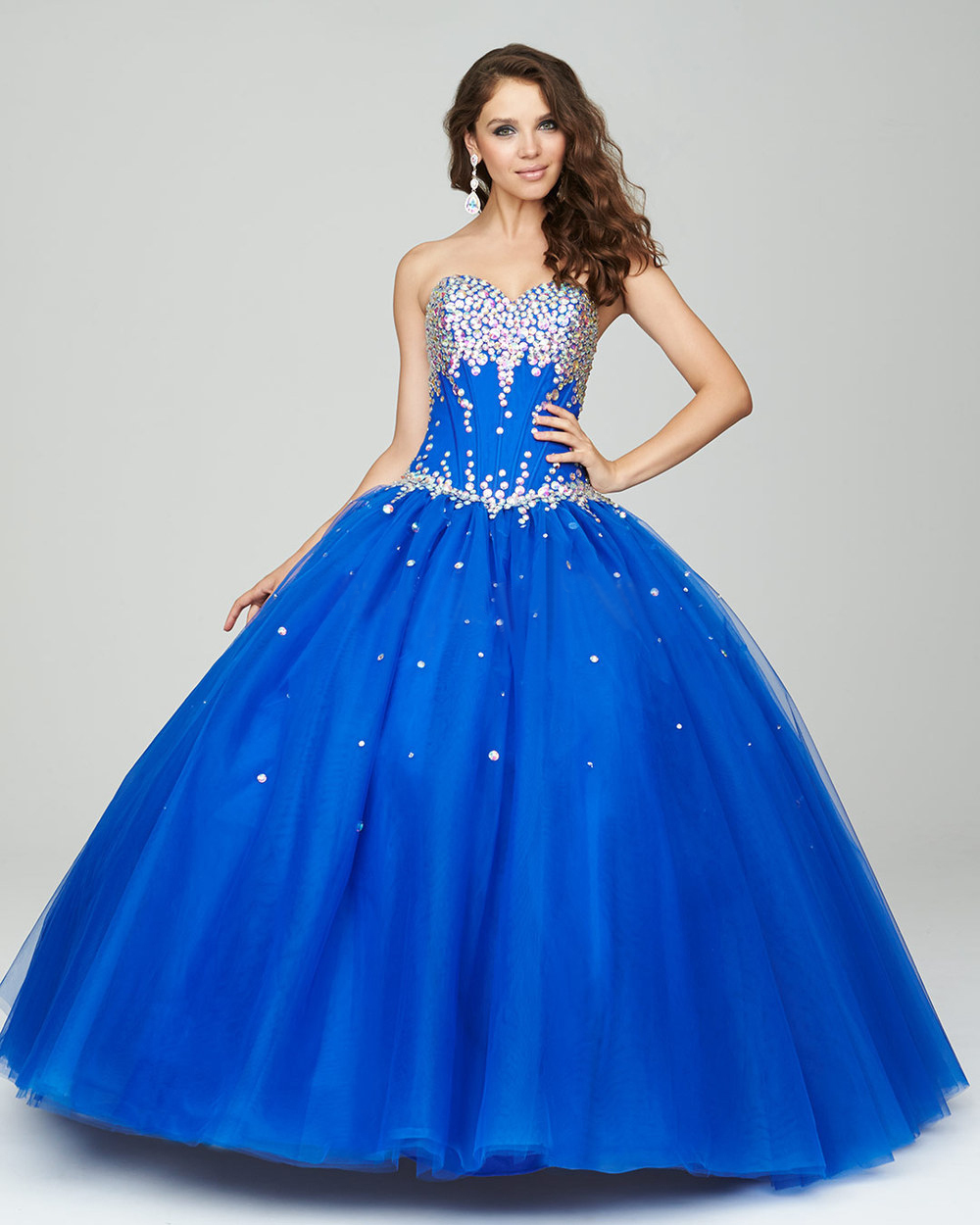 7a7af77e1b Cute Pink Quinceanera Dresses Ball Gowns Cheap Quinceanera Gowns Sweetheart  Beaded Bodice Lace Up Back-in Quinceanera Dresses from Weddings   Events on  ...