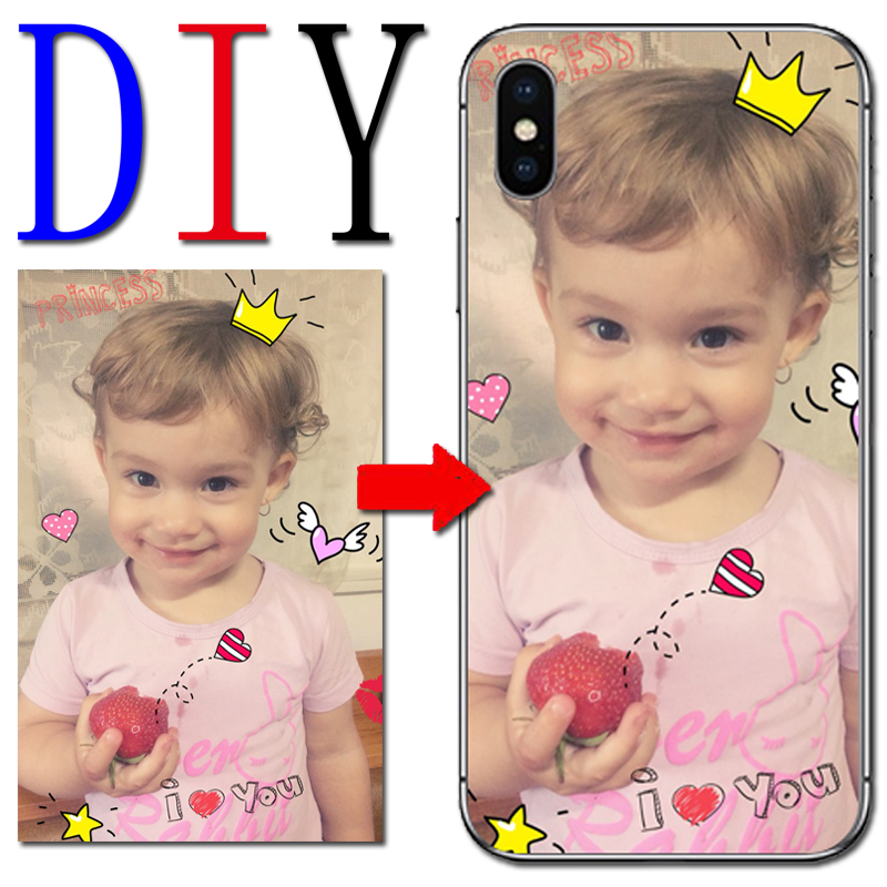 DIY Custom Design your Picture name Phone Case for <font><b>Homtom</b></font> S16 HT70 HT50 S9 Plus Photo Cover Printed Customize S 16 HT <font><b>70</b></font> HT 50 image