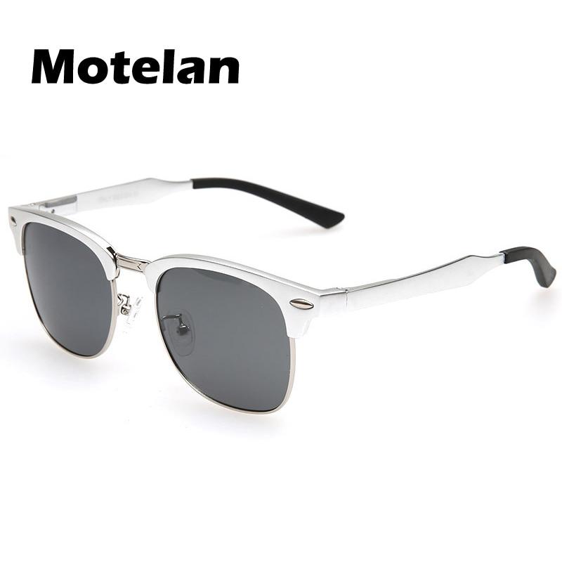 2017 Men s font b Polarized b font Driving Sunglasses 100 UV400 Protection Lens Metal Frame