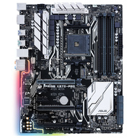ASUS PRIME X370 PRO Desktop Motherboard X370 Socket AM4 DDR4 64G SATA3 USB3.1 ATXmotherboard used motherboard Ryzen 3000 ready