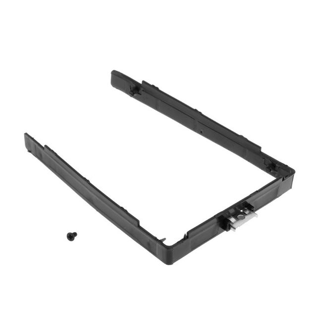 US $1 29 22% OFF|HDD Caddy Frame Bracket Hard Drive Disk Tray Holder SATA  SSD Adapter For Lenovo Thinkpad X240 X250 X260 T440 T450 T448S-in Computer