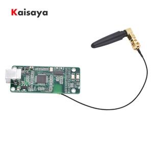 Image 1 - XMOS XU208 USB dźwięk cyfrowy interfejs CSR8675 Bluetooth composite I2S córka obsługuje DSD Bluetooth 5.0 z anteną A6 002