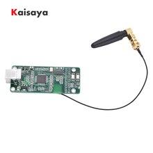 Xmos xu208 usb interface de áudio digital csr8675 compósito bluetooth i2s filha suporta dsd bluetooth 5.0 com antena A6 002