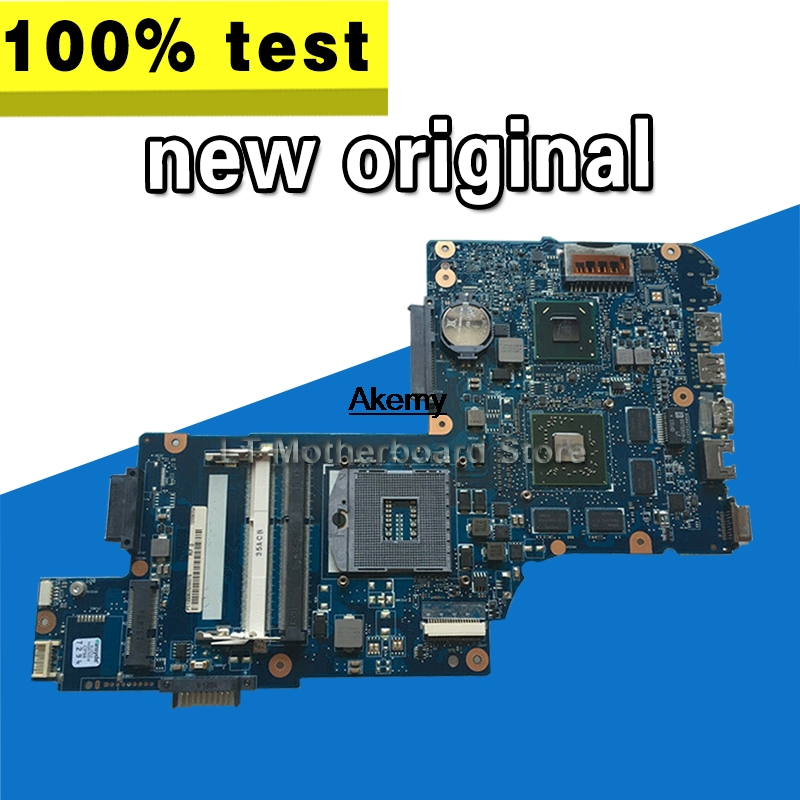 NEW laptop motherboard For Toshiba Satellite C850 L850 15.6 inch screen H000052750 H000052580 Main board <font><b>HD</b></font> <font><b>7670M</b></font> DDR3 image