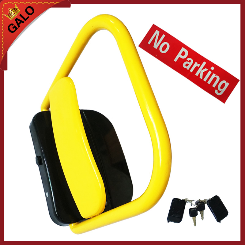 Automatic Solar Power Car Parking Locks/solar power parking guard/parking barriers ...