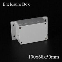 100*68*50 мм IP66 ABS Водонепроницаемый электронный корпус проект коробка Распределения переключатель junction outlet чехол 100 х 68 х 50 мм