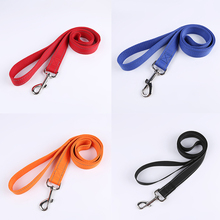 Dog Leash Reflective pet Lead nylon dog Traction rope Night Safety Dog Leashes pet Walking Leads for Small Medium Large dogs