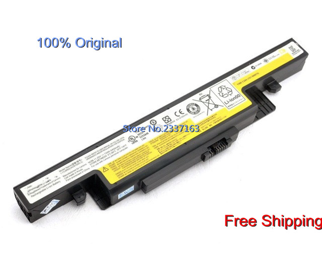IECWANX 100% new Laptop Battery L11L6R02 (11.25V 72WH) for Lenovo IdeaPad Y400N Y410N Y490N Y510N Y510P Y590 Y590N Y590P