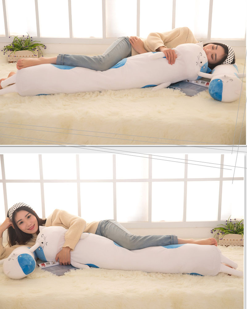 Coshome Himouto Umaru Chan Bigcat Pillow Plush Toy Umaru Doma Cosplay Props Cushions Anime Accessories Children Christmas Gift