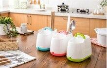 1PC Home Kitchen Draining Tray Dish Drainer Drying Rack Basket Chopsticks Holder Storage OK 0222