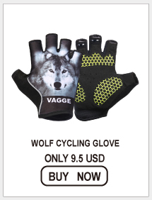 WOLF CYCLING GLOVE