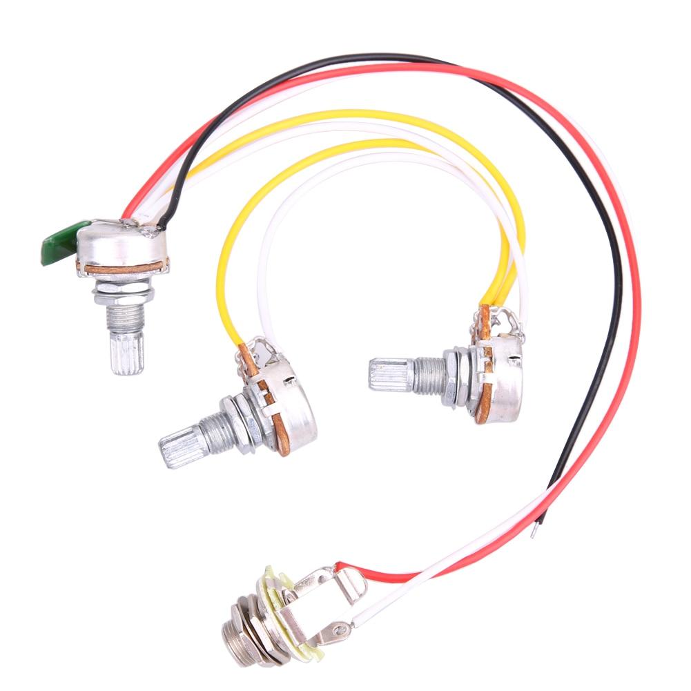 Pot Wiring - Colakork.net