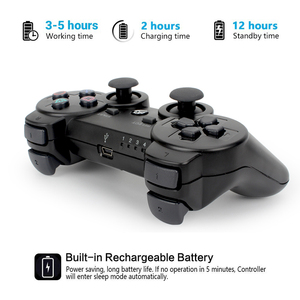 Image 5 - Wireless Bluetooth Controller For SONY PS3 Gamepad For PS3 Console Joystick For Sony Playstation 3 PC For Dualshock Controle