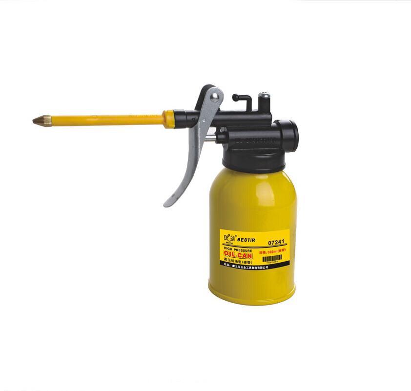 Cm Dia Metal Long Nozzle High Pressure Oiler Feed Oil Spray Gun Bottle Pump Oil on High Pressure Oil Pump 6 0