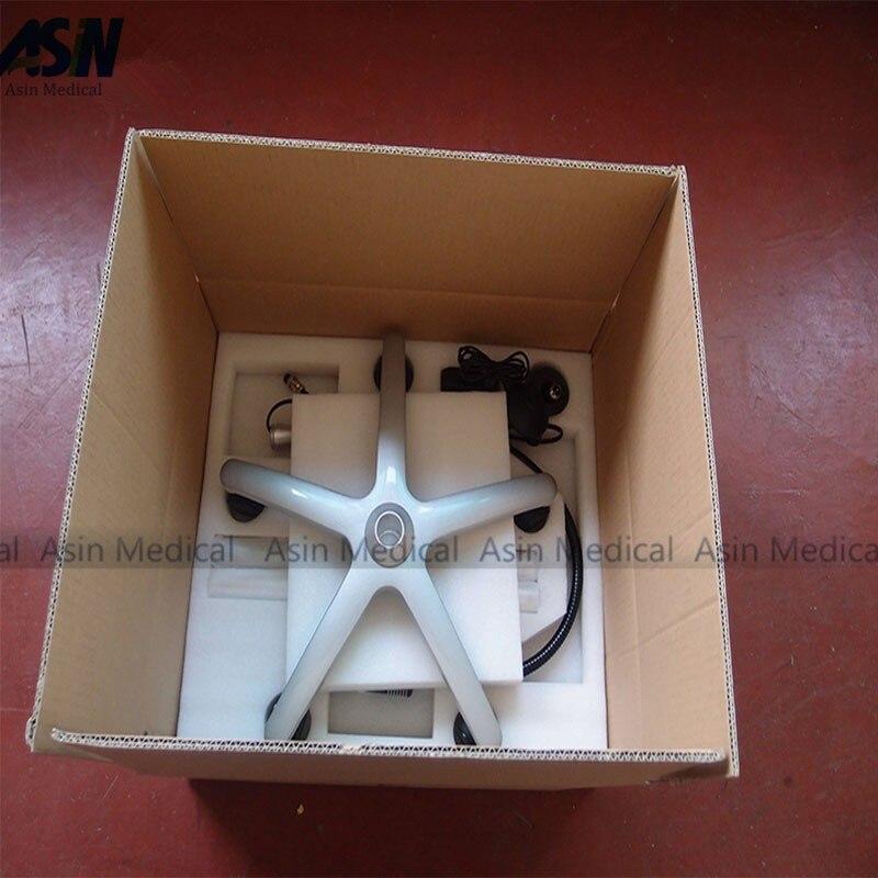 7 W com Interruptor de Pé Por Movable com rodas