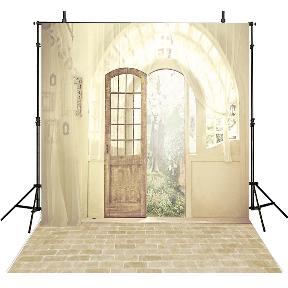 Wedding Photography Backdrops Door Backdrop For Photography Vintage Background For Photo Studio Children Foto Achtergrond children photography backdrops clouds backdrop for photography girls background for photo studio balloons foto achtergrond