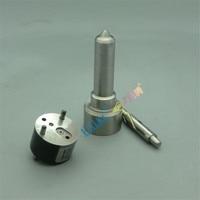 ERIKC 7135 626 Common Rail Injector Repair Kits Control Valve L274PRD Nozzle 9308 621C for Delphi EJBR05301D EJBR06101D YUCHAI