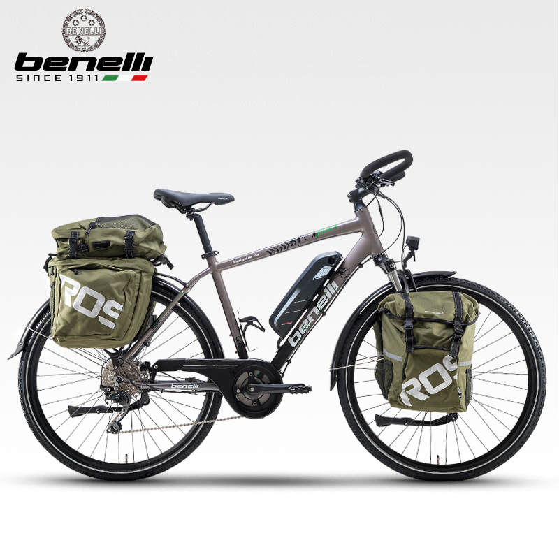 28″ 10 Speed 350W 36V/11AH S@msung Lithium Battery Traveling Road Bike, Luxury E bike, Electric Bicycle, Electric Bike