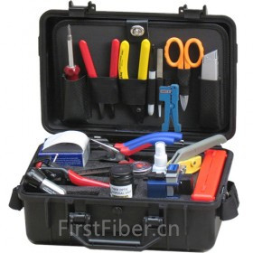 FirstFiber Fusion Splicing Tools Kit