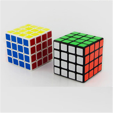 Fidget Cubes Hand Puzzles Neo Cubes Puzzle Magie Educational Toys Antistress Speed Magic Cube Toy Neocube 4x4x4 Puzzle 50K293(China)