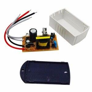 Image 2 - Led אספקת חשמל led שנאי 12v led נהג 5W 18w 28w 48w 72w 100w עבור led רצועת mr16 mr11