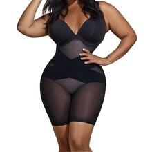 Lover Beauty Women Slimming Underwear Bodysuit Body Shaper Waist Trainer Shapewear Postpartum Recovery Butt Lifter Panties