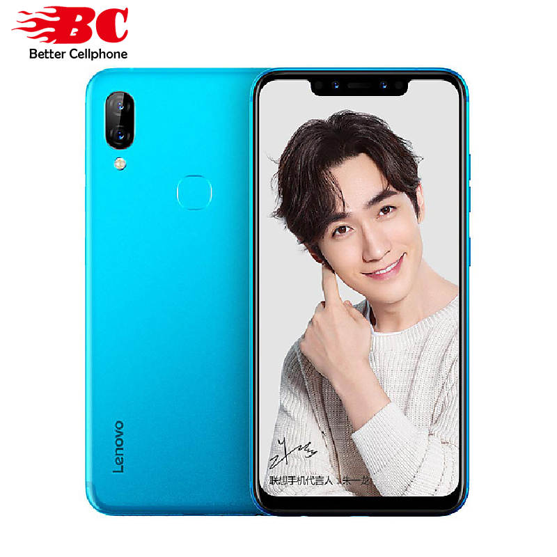Original Global version Lenovo S5 Pro L58041 Rear Camera 20.0MP + 12.0MP SDM636 Octa-Core 6GB RAM 64GB ROM 3500mAh Face ID Phone