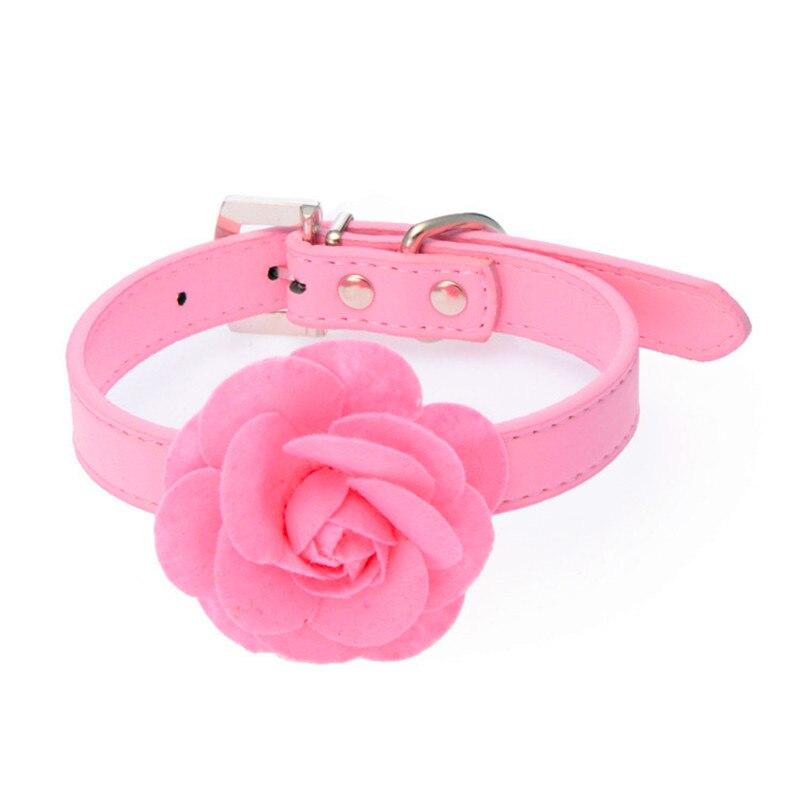 Nuevo collar de perro de cuero de la PU de la moda un collar del - Productos animales