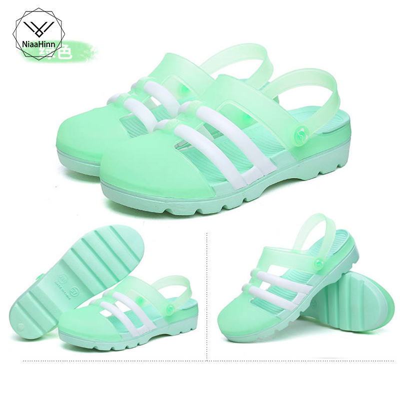 Light Medical Shoes Doctor Nurse Surgical Lab Work Flat Slipper Operating Room Nursing Accessories Summer Beach Slippers Sandals