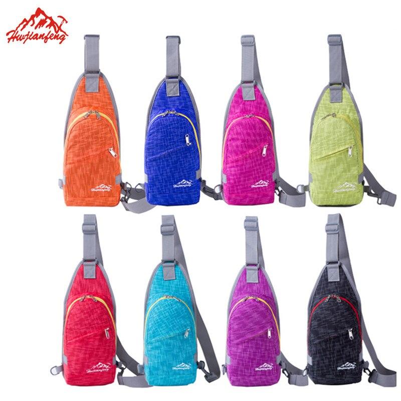 Multi-function Men Chestpack Waterproof Chest Bags Men Women Crossbody Bags High Quality Shoulder Bag Unisex Handbag Hot